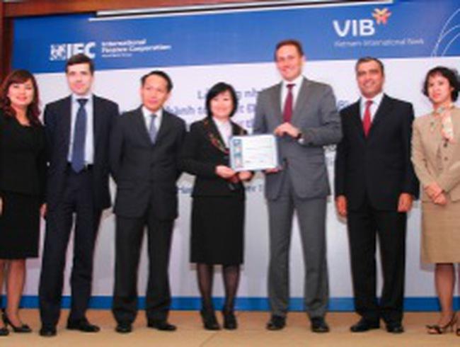 VIB được nâng hạn mức lên 80 triệu USD chương trình tài trợ thương mại của IFC