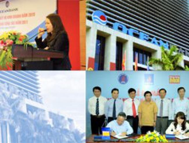 OceanBank là Ngân hàng bán lẻ có tốc độ tăng trưởng  nhanh nhất Việt Nam 2012