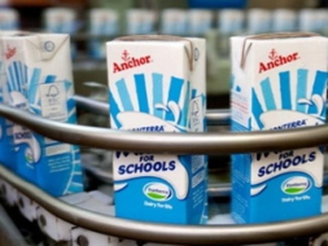 Hãng sữa Fonterra khẳng định độ an toàn sản phẩm
