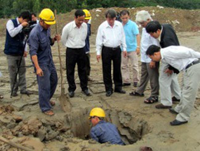 Sai phạm tại mỏ sắt Phong Hanh: Nhiều sở, ngành bị kiểm điểm