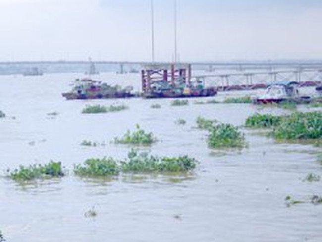 Sông Đồng Nai đang dần tiến tới ngưỡng khan hiếm nước