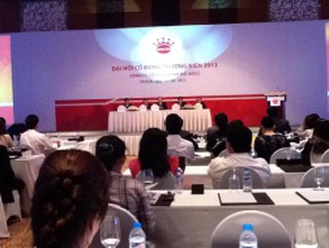 [Trực tiếp] Năm 2013, KDC sẽ xúc tiến một số thương vụ M&A