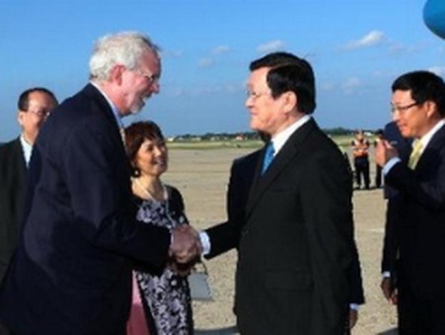 Việt Nam sẽ tăng xuất khẩu vào các nước trong TPP