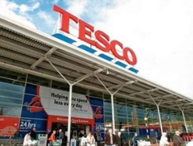 Tesco đàm phán để thành lập liên doanh ở Trung Quốc