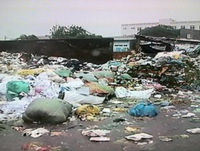 Dân TP.HCM than phiền vì ô nhiễm môi trường