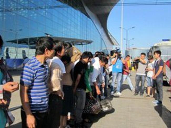 Nga rất tiếc vì công dân Việt Nam bị cuốn vào chiến dịch truy quét...