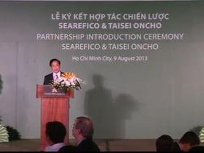 Tổng giám đốc SRF: Taisei Oncho không thâu tóm!