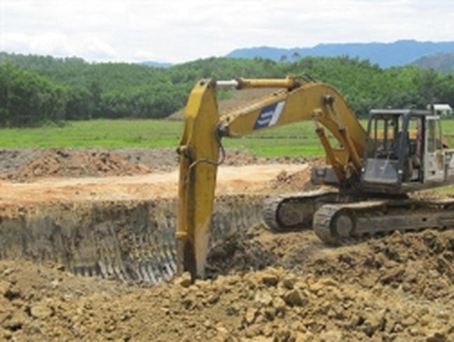Lò gạch, khoáng sản tàn phá ruộng đồng