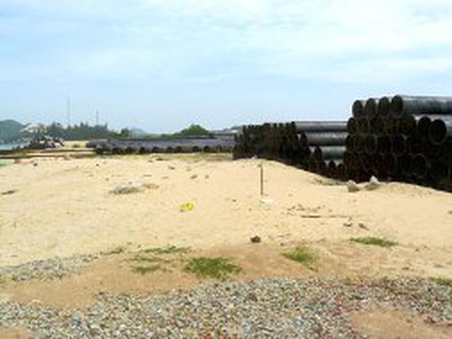 Thay đổi mục đích đầu tư cảng Vân Phong