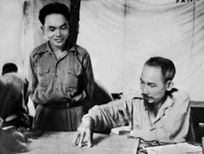 Bác Hồ đã chọn vị tướng tài của dân tộc như thế nào?