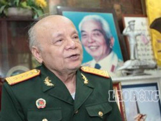 Đại tướng Võ Nguyên Giáp qua tâm sự của người thư ký già