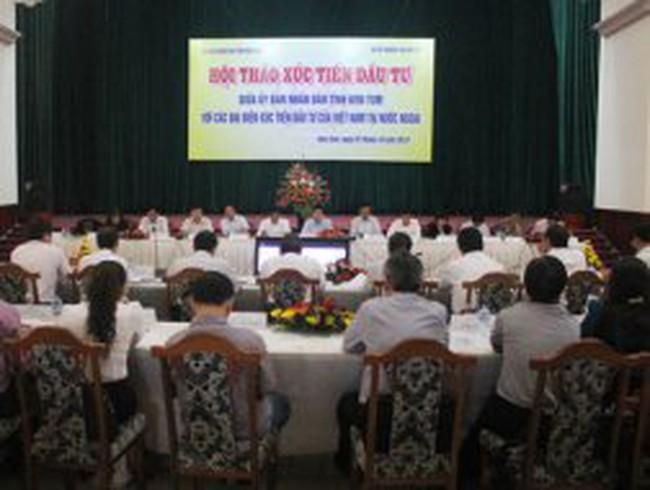 Kon Tum kêu gọi đầu tư 15 dự án