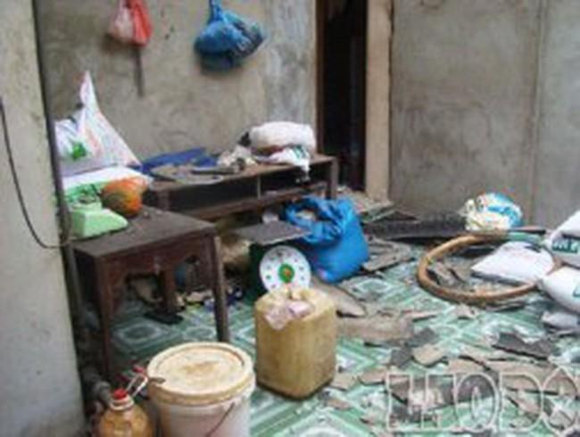 Phú Thọ: Hiện trường thiệt hại nặng nề vụ nổ kho thuốc pháo hoa