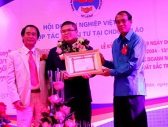 Các doanh nghiệp Việt Nam đầu tư hiệu quả tại Lào
