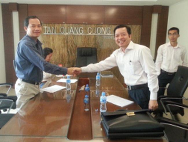 KSA ký kết hợp đồng thỏa thuận hợp tác chiến lược với công ty Tân Quang Cường