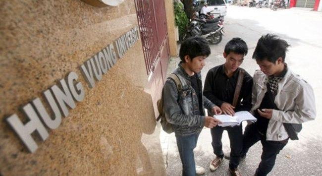 Vụ việc Trường ĐH Hùng Vương TP.HCM: Bộ có thể xử lý đặc biệt?