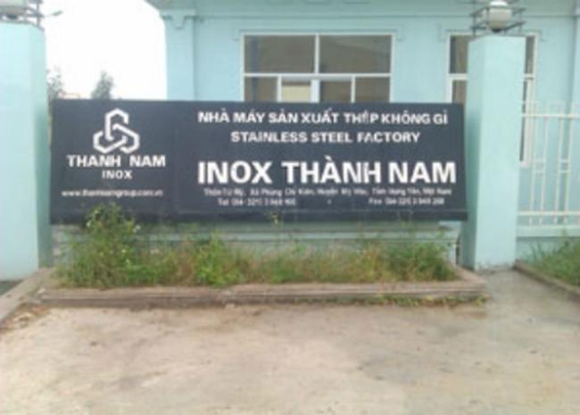 KLF sở hữu 30% cổ phần của Tập đoàn Inox Thành Nam