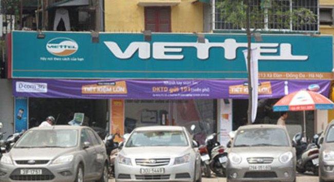 Viettel không tăng giá các gói cước data dịch vụ giám sát phương tiện vận tải