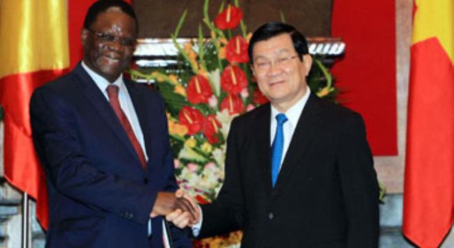 Congo kêu gọi DN Việt Nam đầu tư nông nghiệp, khai khoáng