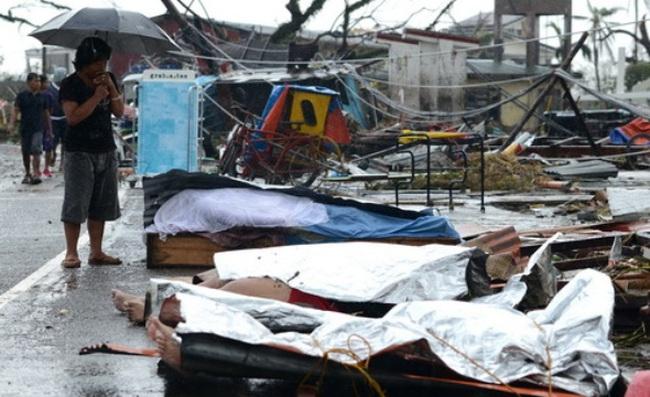 Hải Yến có thể là siêu bão gây chết nhiều người nhất lịch sử Philippines