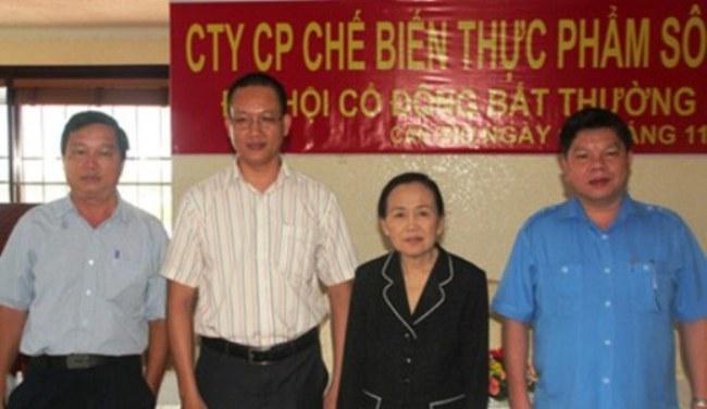 """Vụ """"Bà Ba Sương cầu cứu..."""": Bà Trần Ngọc Sương từ chức Chủ tịch HĐQT Sohafood"""