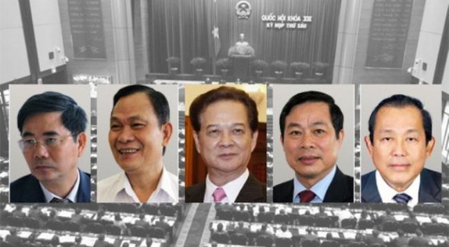 202 đại biểu Quốc hội không tham gia chọn người chất vấn