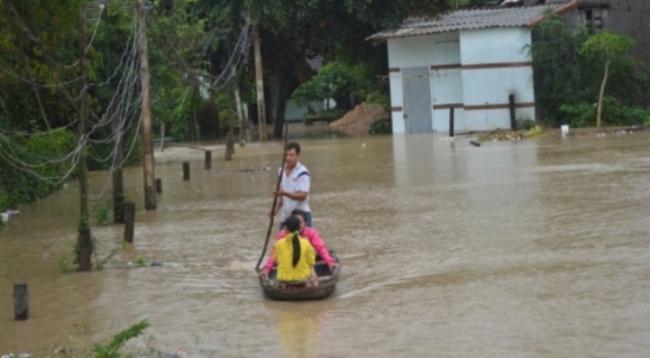 Bình Định thiệt hại hơn 1.800 tỷ đồng, 16 người chết