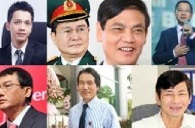 Điểm mặt 8 doanh nhân thành đạt sinh năm Ngọ