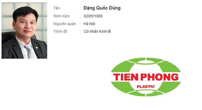 Nhựa Tiền Phong: Gia đình 1 lãnh đạo quyết chi trên 200 tỷ đồng mua 3,4 triệu cổ phiếu