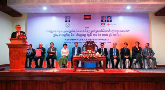 """FPT IS """"trúng quả"""" với hợp đồng gần 10 triệu USD tại Campuchia"""