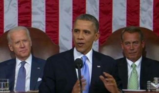 Ông Obama đọc Thông điệp liên bang: Lời thề hành động!
