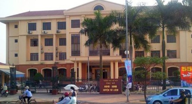 Chỉ định lãnh đạo HĐND hai quận mới của Hà Nội