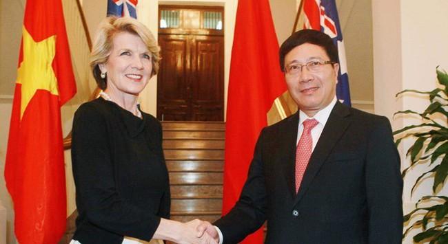 Úc coi Việt Nam là đối tác chủ chốt
