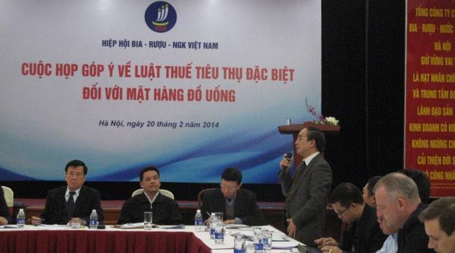 Tiêu thụ bia rượu ở Việt Nam chỉ ở mức thấp?