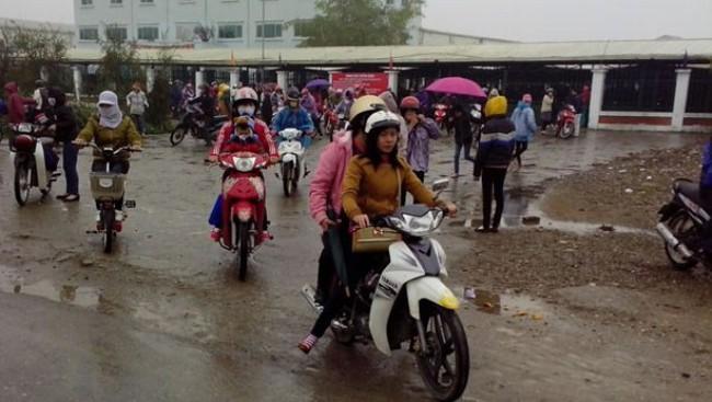 Hơn 1.000 công nhân Cty TNHH Foremart VN ngừng việc tập thể