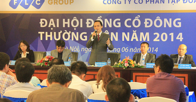 ĐHCĐ FLC Group: Lý giải đầu tư ồ ạt vào Thanh Hóa
