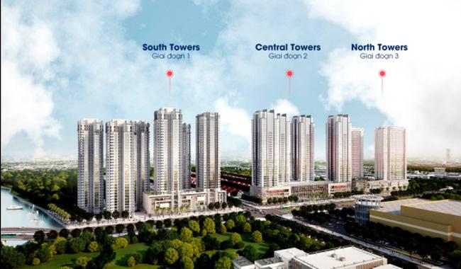 Sở hữu văn phòng giá từ 590 triệu tại trung tâm TP HCM