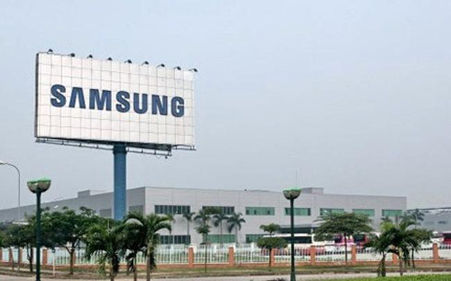 Samsung muốn đầu tư tiếp 1 tỷ USD vào Bắc Ninh