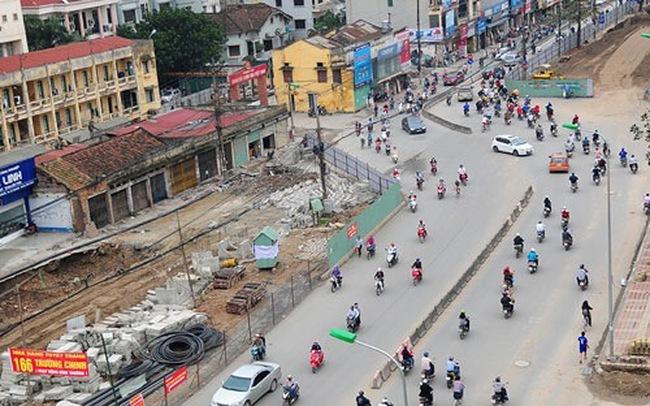 """Hà Nội sẽ giữ đường Trường Chinh """"cong mềm mại"""""""