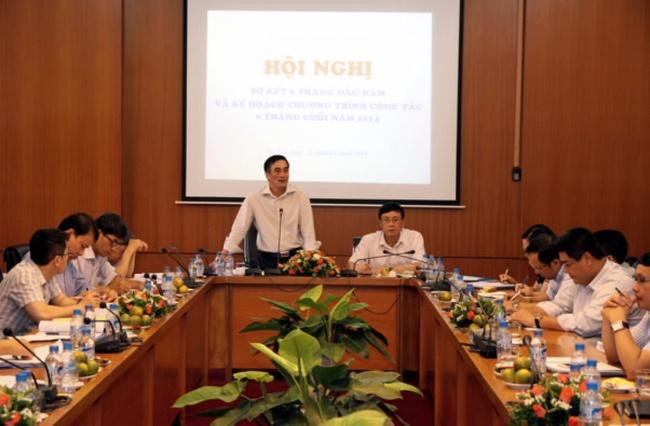 UBCKNN tổ chức Hội nghị sơ kết 6 tháng đầu năm và kế hoạch công tác 6 tháng cuối năm 2014