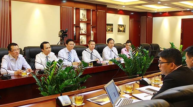 FLC xúc tiến kế hoạch niêm yết tại Singapore