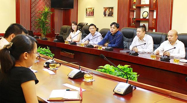 FLC làm việc với Công ty Quản lý Quỹ Daiwa Singapore