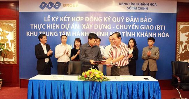 FLC khởi động siêu dự án 7.000 tỷ tại Khánh Hòa