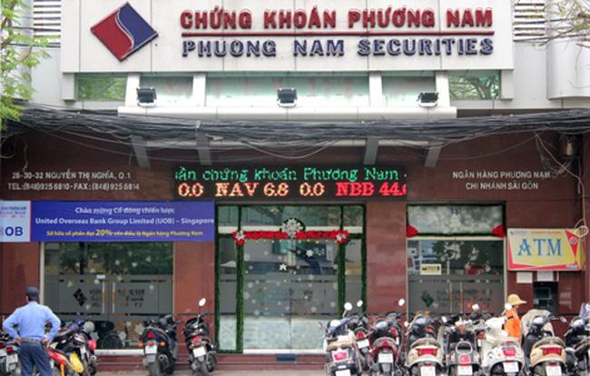 Chứng khoán Phương Nam thay Tổng giám đốc sau kết quả lợi nhuận quý 3 tăng mạnh
