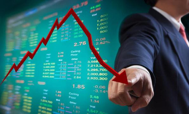 """Áp lực margin """"đổ dầu vào lửa"""", VnIndex mất hơn 16 điểm"""