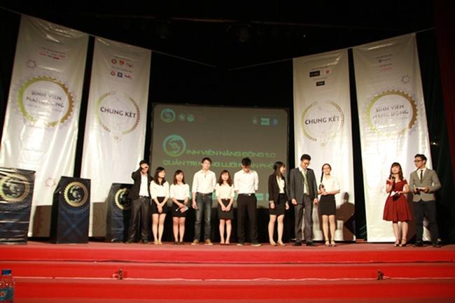 Đêm Chung kết cuộc thi Sinh Viên Năng Động 11.0