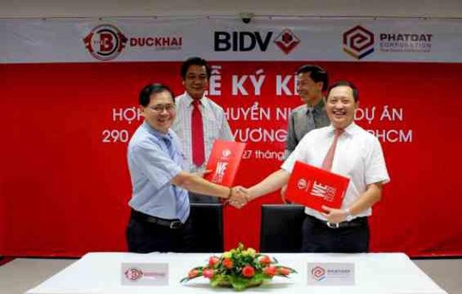 Bất động sản Phát Đạt nhận chuyển nhượng dự án 290 An Dương Vương-Quận 5