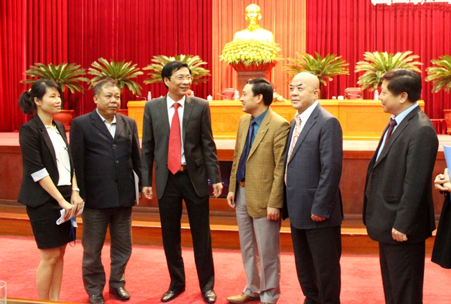 Hội nghị tháo gỡ khó khăn cho doanh nghiệp