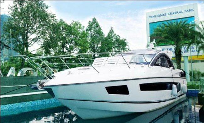 Mua nhà Vinhomes Central Park, cơ hội nhận siêu du thuyền triệu đô