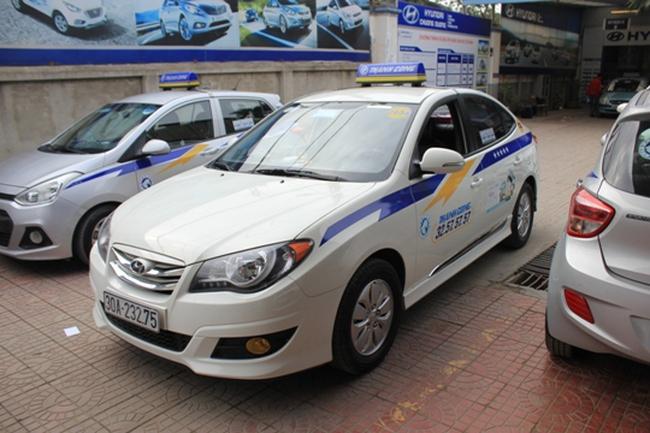 Thành Công Taxi điều chỉnh giá cước